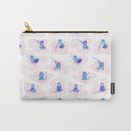I Believed I Could Sew I Did Carry-All Pouch