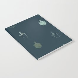 The finger Notebook