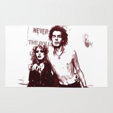 Sid and Nancy Rug
