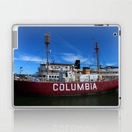 Fireship Columbia Laptop & iPad Skin