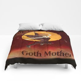 FAERIE GOTH MOTHER - 033 Comforters