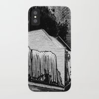 manchester iPhone & iPod Cases featuring Manchester by Marcus Leoni