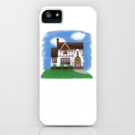 Kenmore SE - Warren Ohio 100 iPhone Case