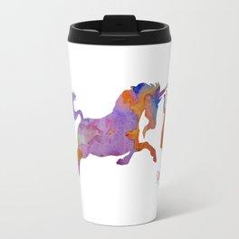 Unicorn art Travel Mug