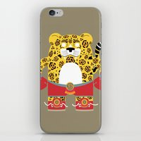 jaguar iPhone & iPod Skins featuring Jaguar by EinarOux