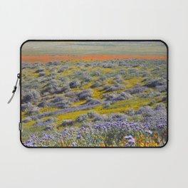 Flowering Fields Laptop Sleeve