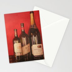 Wine on the Wall Stationery Cards