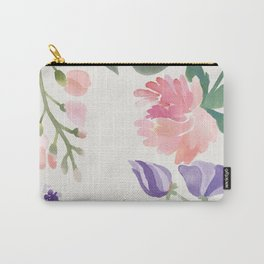 Flowers are always a good idea! Carry-All Pouch