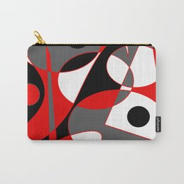 Abstract #855 Carry-All Pouch