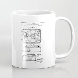 Turntable Patent Coffee Mug
