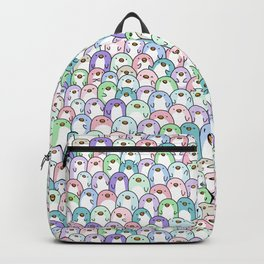 Penguin Snuggles Backpack