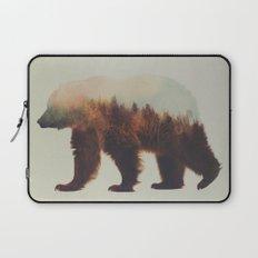 Norwegian Woods: The Brown Bear Laptop Sleeve