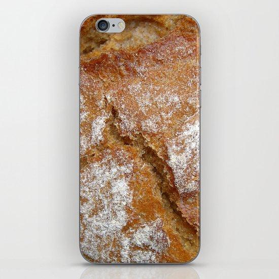 bread macro II iPhone & iPod Skin