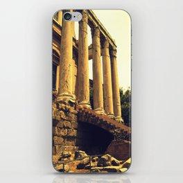 Old Rome. iPhone Skin