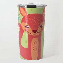 Little Squirrel Travel Mug