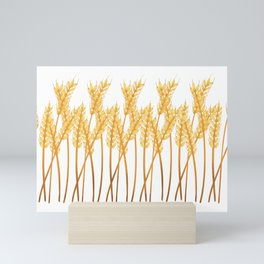 Saskatchewan Harvest Mini Art Print