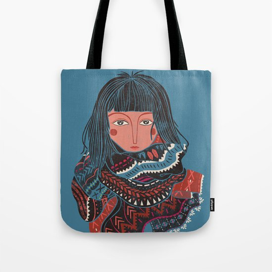 The Nomad Tote Bag