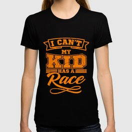 KIDS BIKE RACE Funny Cycling Gift Bicycle Rider T-shirt