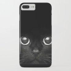 Black Cat Slim Case iPhone 7 Plus
