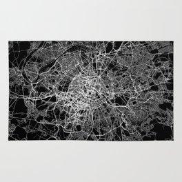 Paris map #2 Rug