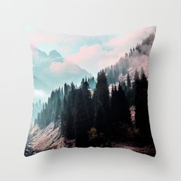 The Juxtaposed Creation #society6 #decor #buyart Throw Pillow