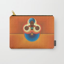 ROCKET MAN Carry-All Pouch