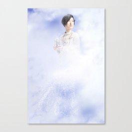 Goddess of Wind Canvas Print