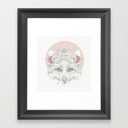 Pretty Bitch Framed Art Print