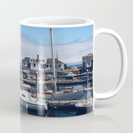 Let's Go Boating Coffee Mug