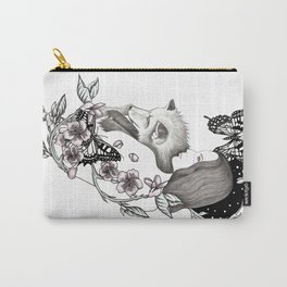 Wild Cherry Carry-All Pouch