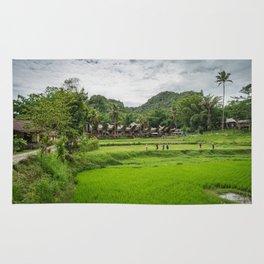 Toraja Indonesia Rug