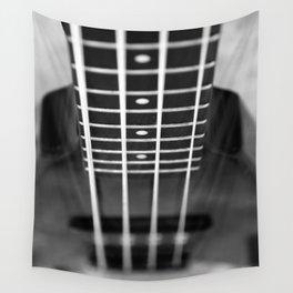bass guitar Wall Tapestry