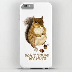Irreverent Squirrel iPhone 6 Plus Slim Case