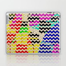 Beach Chevron Laptop & iPad Skin
