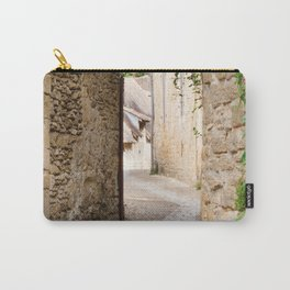 Through the Village Carry-All Pouch