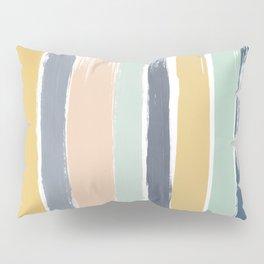 Pastel Stripes Pillow Sham