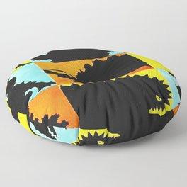 Ultraman Monsters Floor Pillow