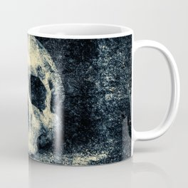 Old Skull - Memento Halloween Coffee Mug