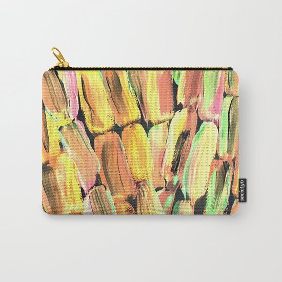 Golden Sweet Yellow Sugarcane Carry-All Pouch