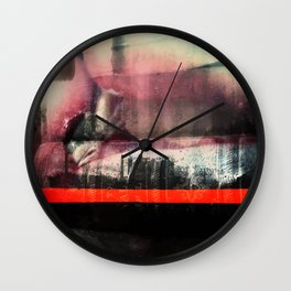 Morphine lips stop us crying out for...(More) Wall Clock