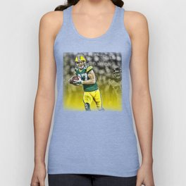Jordy Nelson Catch Unisex Tank Top
