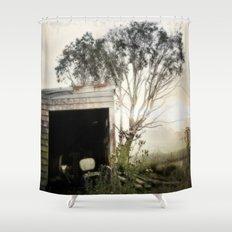 Tokanui Under 20 Shower Curtain