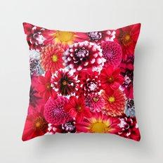 Botanical Beauty II Throw Pillow