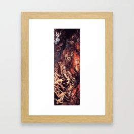 Last Judgement Framed Art Print
