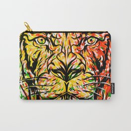 Lion in Zion Carry-All Pouch