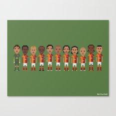 Galatasaray 2013 Canvas Print