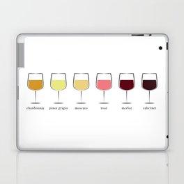 Wine Spectrum Laptop & iPad Skin