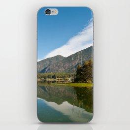 Peaceful Lake iPhone Skin