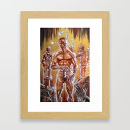 The Cempion Framed Art Print