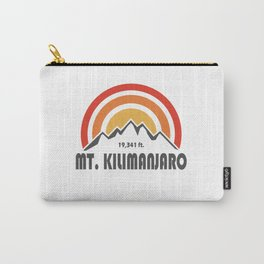 Mt. Kilimanjaro Carry-All Pouch